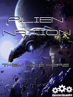 Java игра Alien Nation They are here. Скриншоты к игре