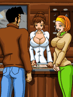 Секс в Сауне. java игра Dirty Jack Sex Sauna. Скриншоты к игре Грязный