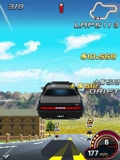 Java игра Fast and Furious 6. Скриншоты к игре Форсаж 6