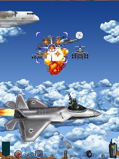 Скриншот 3 - Fatal Attack - Игра на русском для Sony Ericsson.