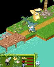 Java игруха Furby Island. Скриншоты ко игре