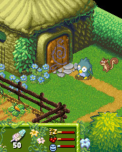 Java игрушка Furby Island. Скриншоты для игре