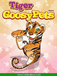 Goosy Pets Tiger / Милые Питомцы: Тигренок
