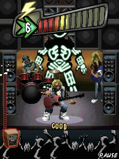 Guitar Hero Backstage Pass For Android