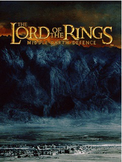 Java игра The Lord of the Rings Middle-Earth Defence. Скриншоты к игре Властелин Колец Защита Средиземья
