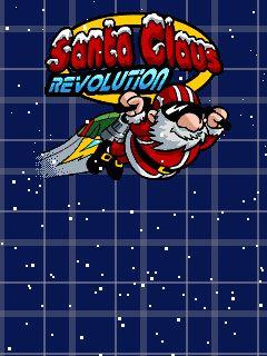 Скачать бесплатную игру для мобильного телефона: Санта Клаус: Революция (Sa