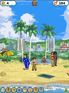 Игры секс на пляже играть
