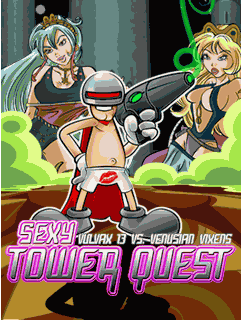 Java игра Sexy Tower Quest. Скриншоты к игре