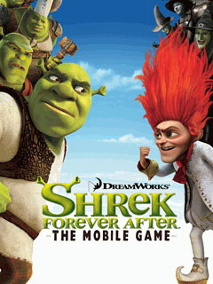 Java развлечение Shrek Forever After The Mobile Game. Скриншоты ко игре Шрек Навсегда