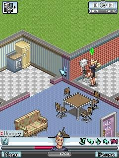 скачать игру на телефон The Sims бесплатно на img-1