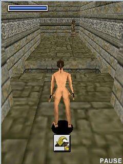 Расхитительница гробниц. Преисподняя. Обнаженная / Tomb Raider Underworld Nude 3D для