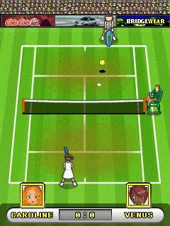 большой теннис скачать игру: