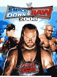 Java игруха WWE SmackDown vs RAW 0008. Скриншоты ко игре Рестлинг 0008