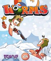 Java игрушка Worms 0010. Скриншоты для игре Червячки 0010